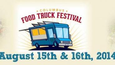Food Truck Festival Logo