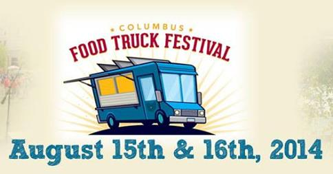 House of Media Tent To Be Set at The Columbus Food Truck Festival on August 15th and 16th
