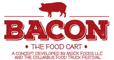 Bacon The Food Cart Logo