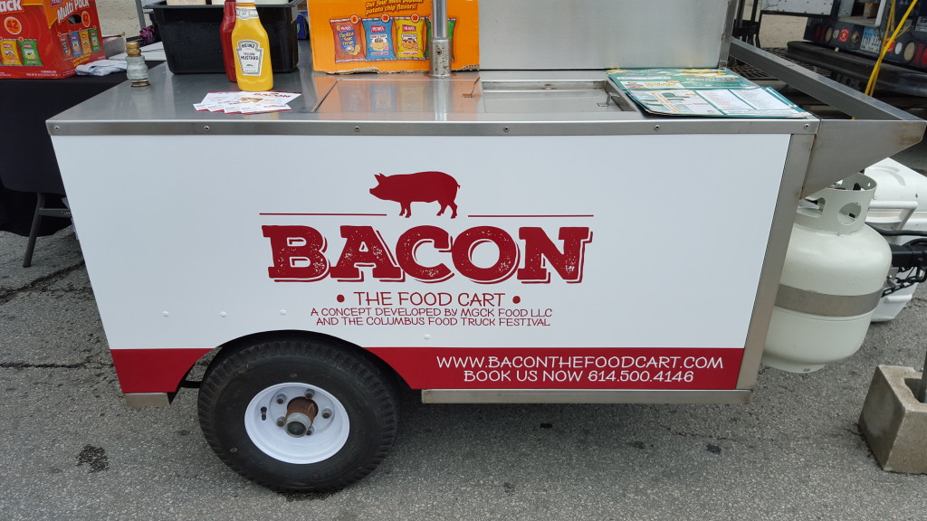 Bacon The Food Cart