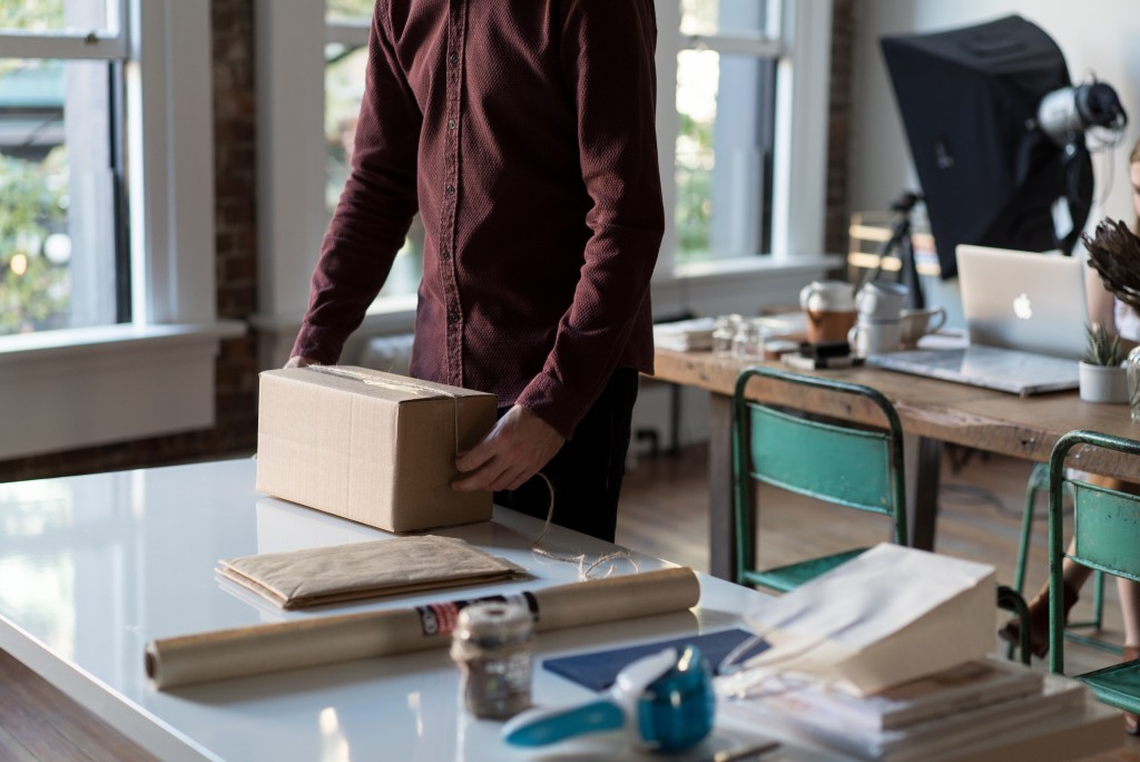 Marketing Your Small Business - Think Outside The Box