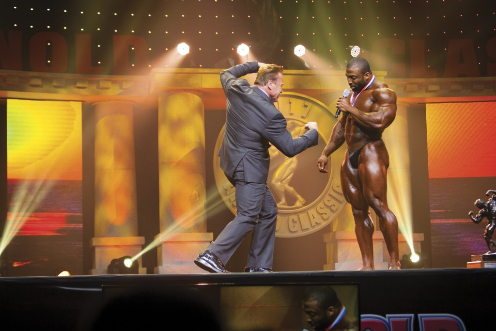 The 30th Anniversary of The Arnold Sports Festival is Bringing New, Exciting Events!